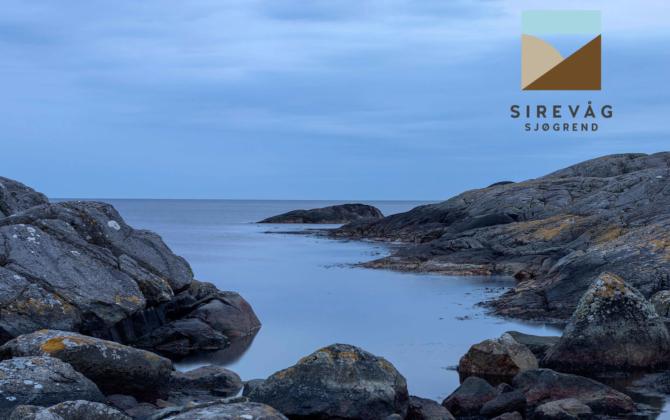 Salget starter i juni: Femti hytter med havet som nabo
